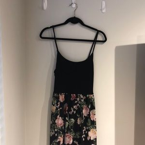 Forever 21 Floral Maxi Dress